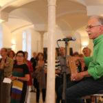 Oskar Maria Graf-Festtage 2017 Vernissage Marstall